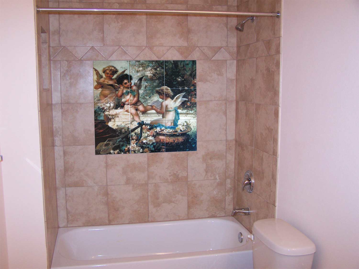 picture bath tile Archives Custom Tile and Tile Murals