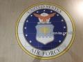 Air Force Floor Medallion Tile