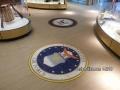 Custom Floor Tiles Hall of Honor Medallions