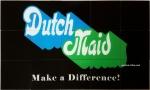 Dutch Maid Glass Floor Medallion Tiles