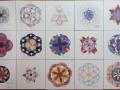 Kiln Fired Art Outdoor Tiles 2nd Set