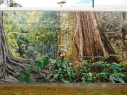 Outdoor Custom Photo Tile Mural