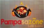 Pampa Restaurant Ceramic Tile Mural
