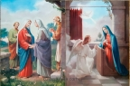 Outdoor Religious Art Tiles