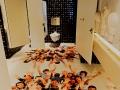 Jaleo Restaurant Photo Floor Tile in DC