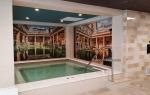 Swimming Pool Custom Tile Mural