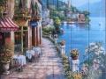 Riverside Cafe Kitchen Backsplash Tile