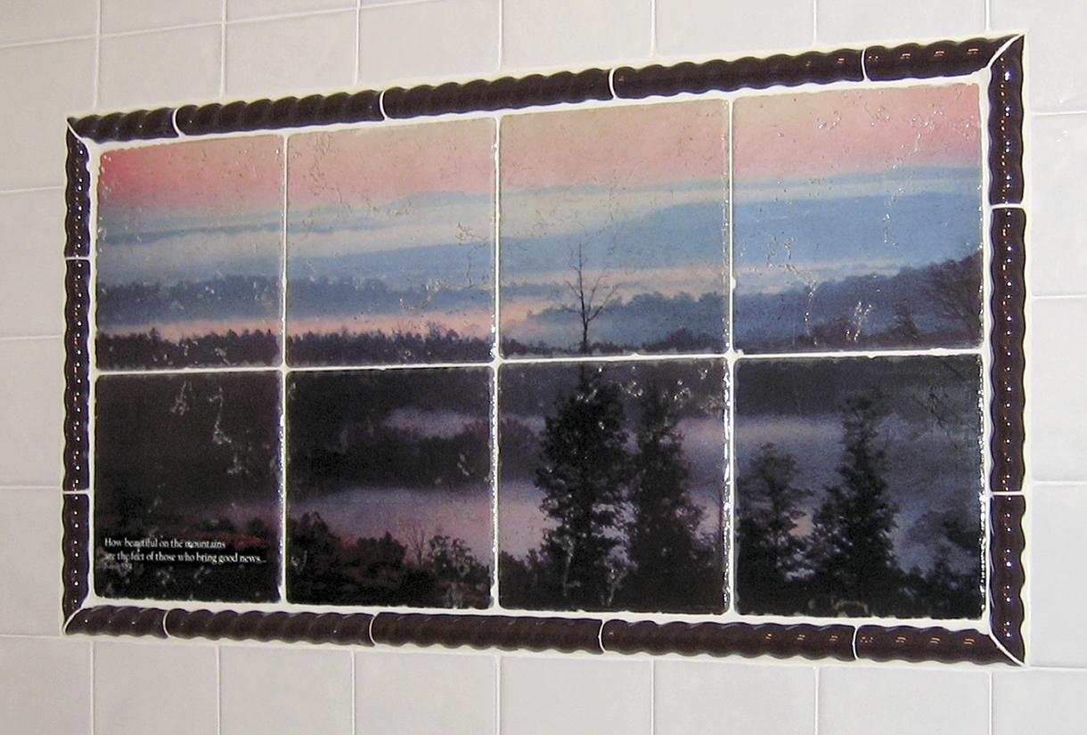 Custom tilescustom tiles and tile murals for Custom mural tiles